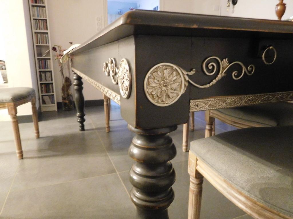 Ebénisterie meubles de luxe