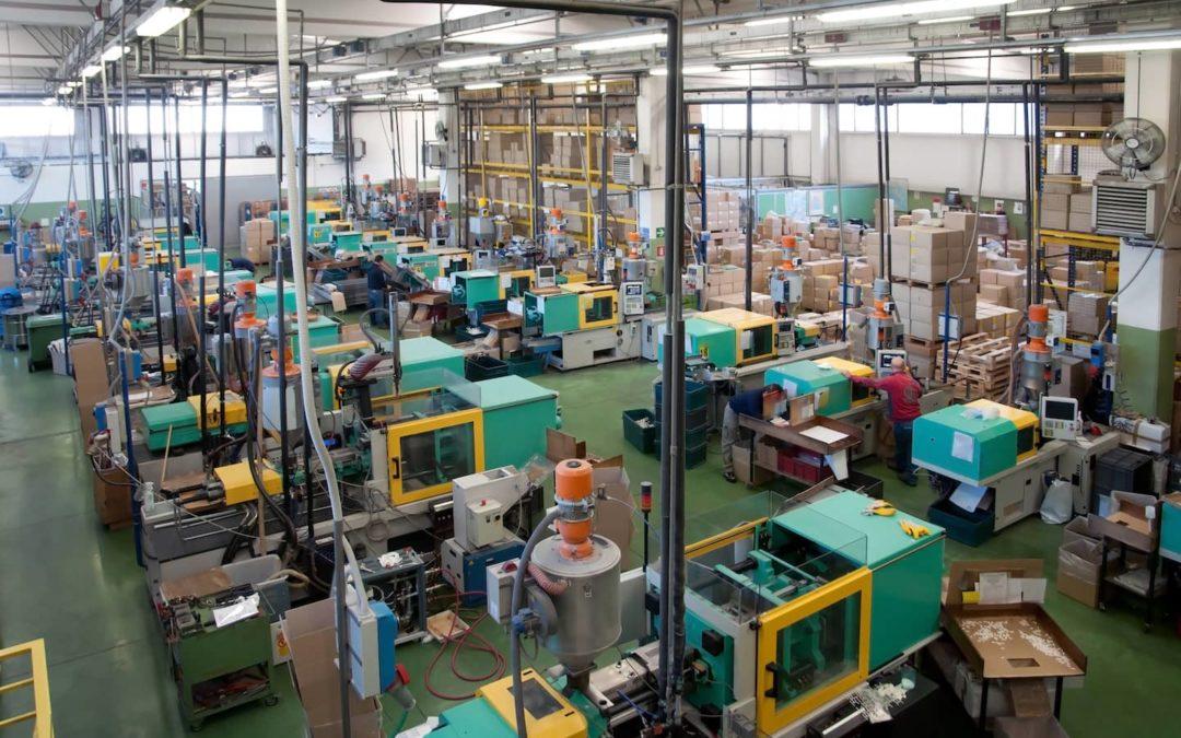 Directeur d'une usine d'injection plastique – Management de transition Annecy