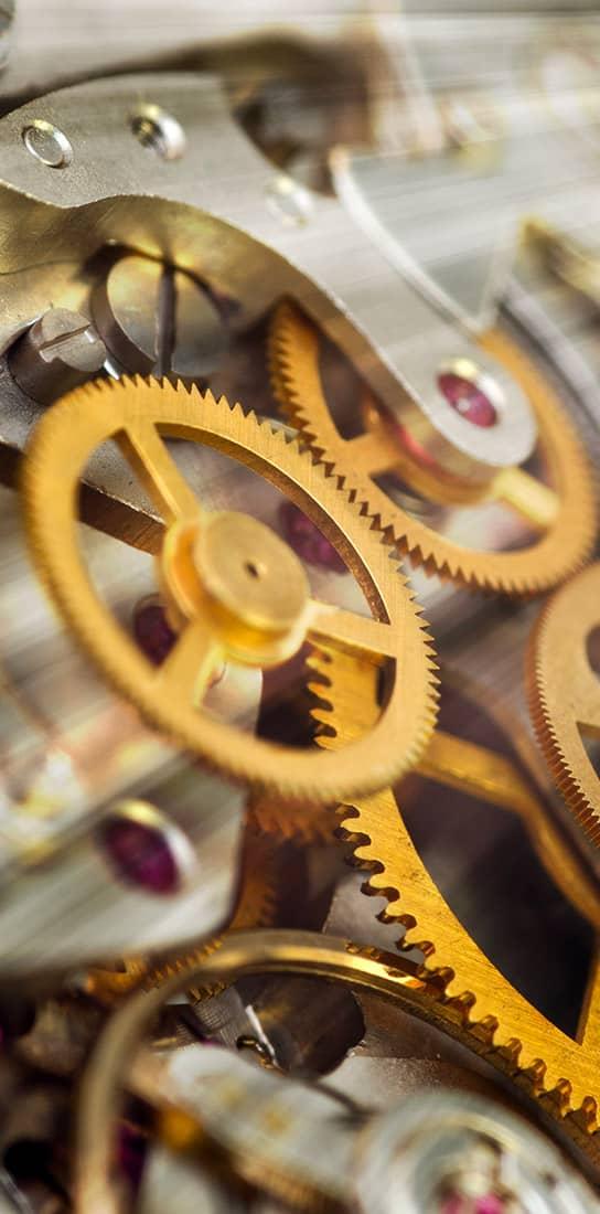 pièces d horlogerie